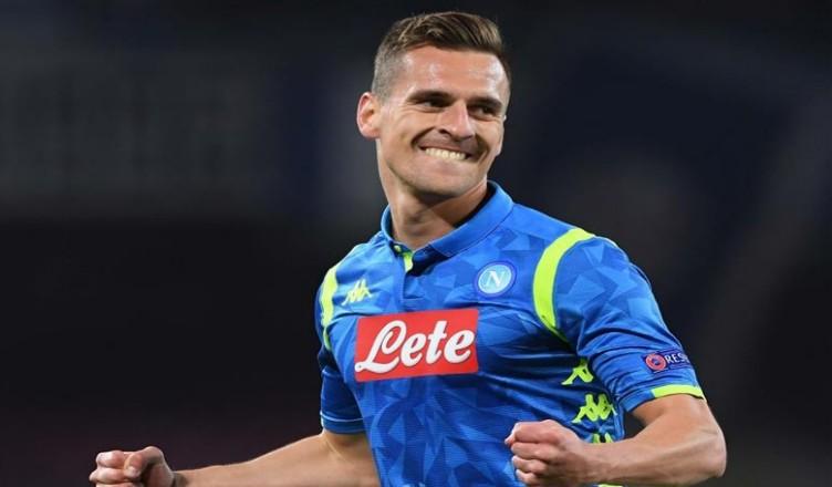 """Napoli, senti Milik: """"Contro la Juve, tifo Ajax!"""""""