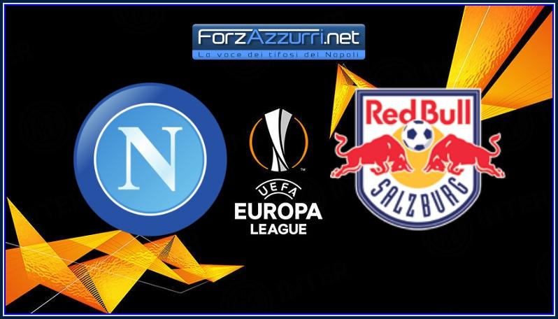 Napoli-Salisburgo ForzAzzurri.net