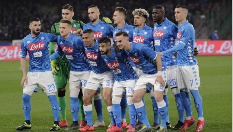 Formazione Napoli