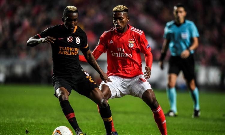 Il Napoli sonda il terreno per un attaccante in forza al Galatasaray