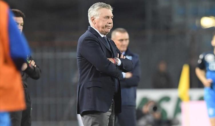 """Carlo Ancelotti dopo il pareggio: """"Abbiamo preso un gol assu"""