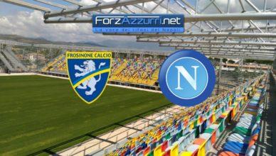 Frosinone-Napoli ForzAzzurri.net