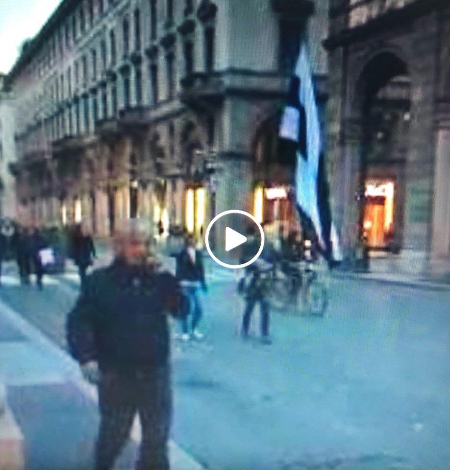 Juventus, festa Scudetto di un tifoso rovinata: scena esilarante (VIDEO)