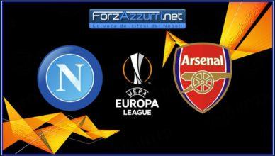 Napoli-Arsenal - ForzAzzurri.net