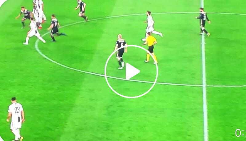 """Juventus, Caressa in diretta ammette: """"Il rigore in Italia lo avrebbero dato, senza dubbi"""""""