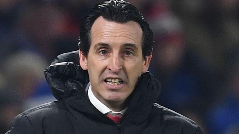 """Emery in conferenza stampa: """"Ringrazio gli oltre mille tifosi giunti fin qui. Valencia? Grandissima squadra"""""""