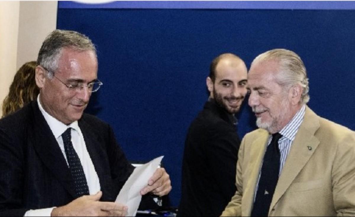 """""""Napoli su Immobile e Correa?"""". Lotito a microfoni spenti: """"Ho rifiutato un'offerta choc! Su Correa…"""""""