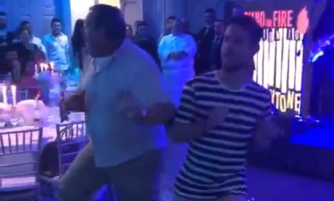 VIDEO – Cena di fine stagione Napoli, dal discorso di ADL al balletto Mertens-Starace: il racconto della serata
