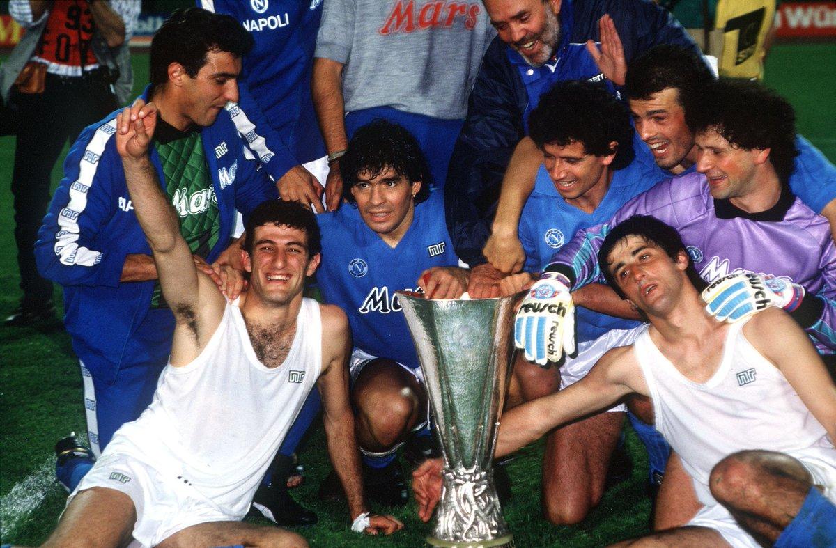 VIDEO – Coppa Uefa Napoli – Per il trentennale su Sky la finale integrale, i dettagli