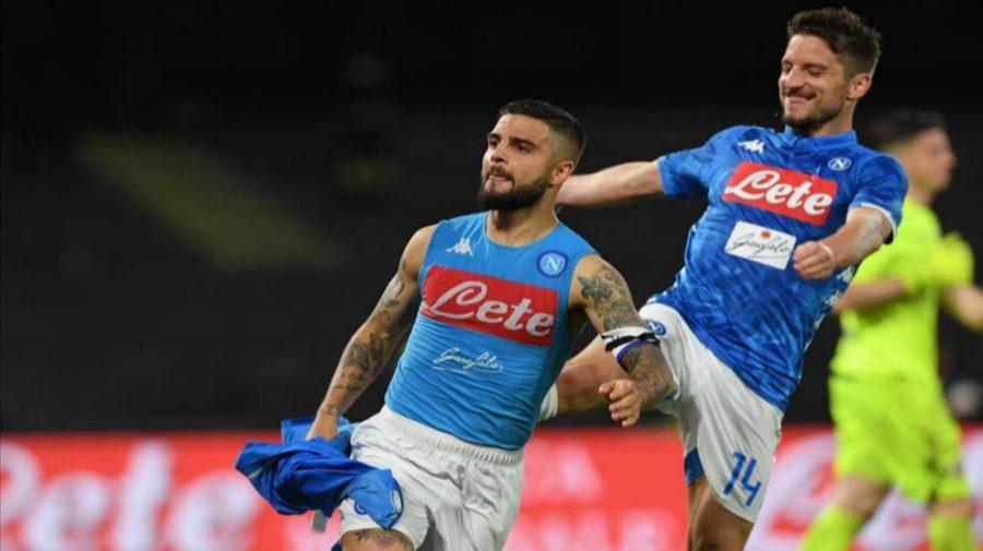 Il Mattino – Ottimismo per Insigne    prevista convocazione con la Sampdoria e titolare col