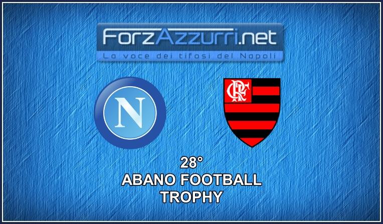 Abano Football Trophy – La semifinale Napoli-Flamengo U14 in diretta streaming