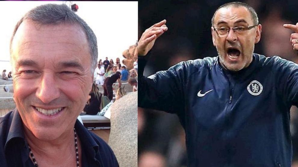 """Sarri in finale di Europa League, Pistocchi se la gode: """"I colleghi che volevano esonerarlo da mesi…"""""""