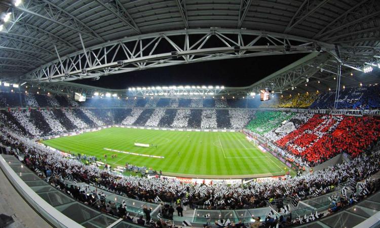 Juventus, caos nelle curve dello Stadium, la situazione