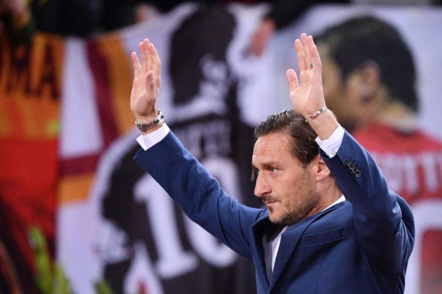Francesco Totti – Nuovo ruolo nella AS Roma per il 'pupone'