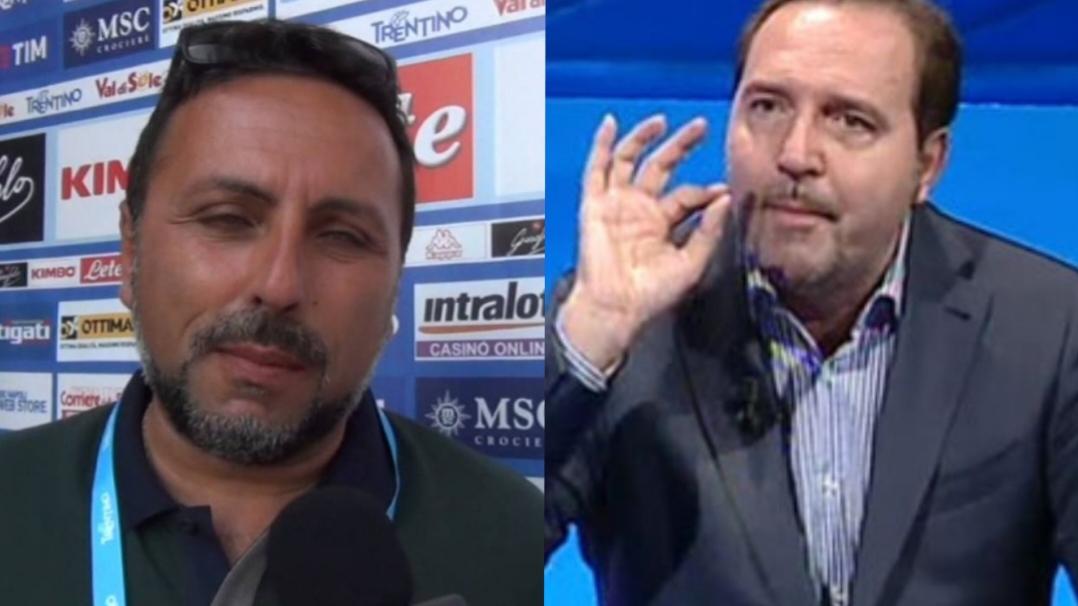 Tv Luna, lite Gifuni-Venerato a Goal Show [VIDEO]