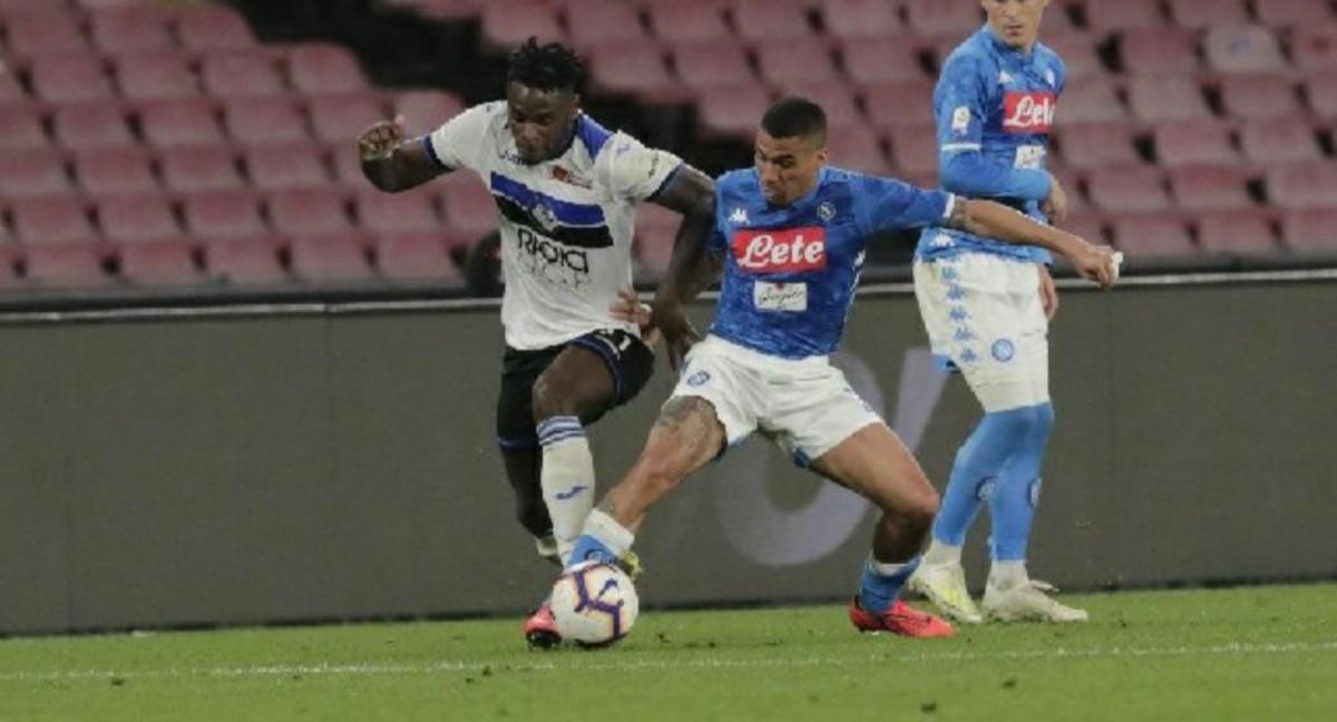 """Zapata-Napoli, l'agente rompe il silenzio: """"Accordo col Napoli? C'è la disponibilità ma…"""""""