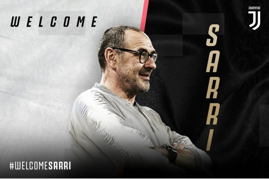 UFFICIALE  – Maurizio Sarri è il nuovo tecnico della Juve! I