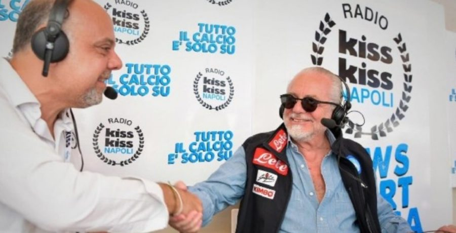 """Radio Kiss Kiss Napoli, l'intervista di ADL su vari temi: """"I"""