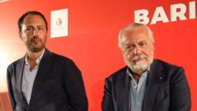 Luigi e Aurelio De Laurentiis