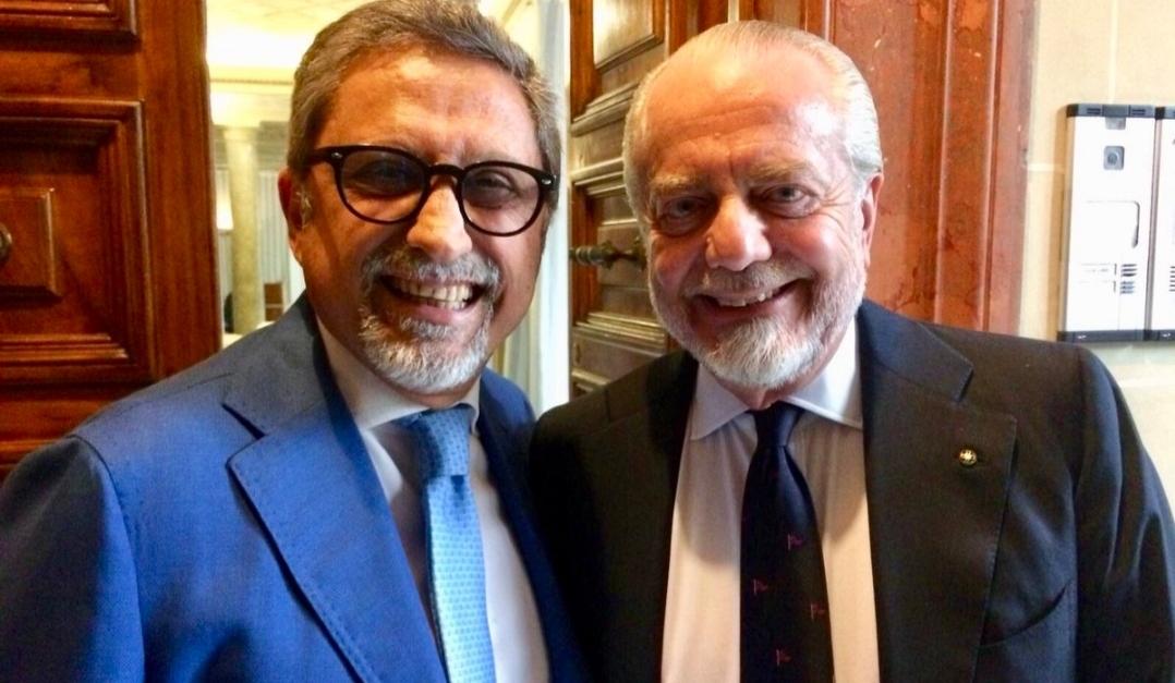 """Alvino: """"Napoli accordo con Osimhen, trattativa col Lille per inserire Ounas"""""""