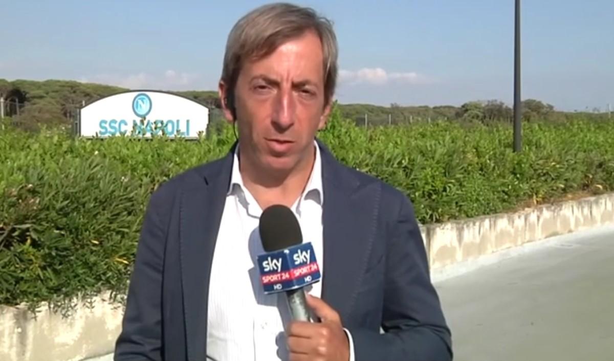 """Sky, Ugolini: """"Giusta la decisione del Napoli su James, non gioca da due anni. Llorente la soluzione…"""""""