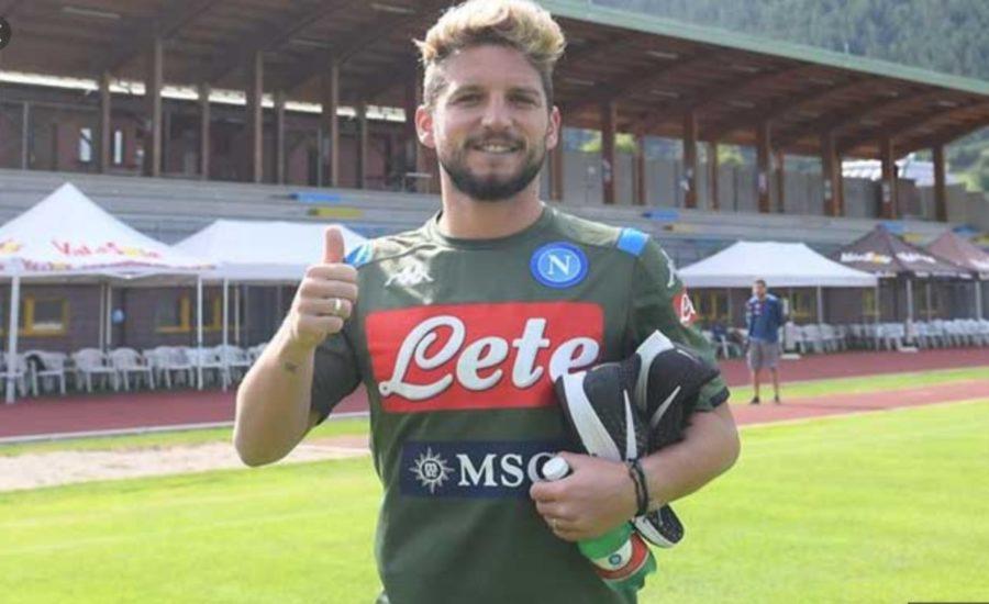 """Mertens a Sky: """"La Juve molto forte ha comprato campioni. Re"""