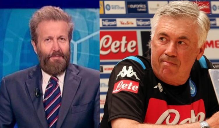 """Bargiggia attacca Ancelotti: """"E' a fine carriera! Allena solo per un motivo…"""""""