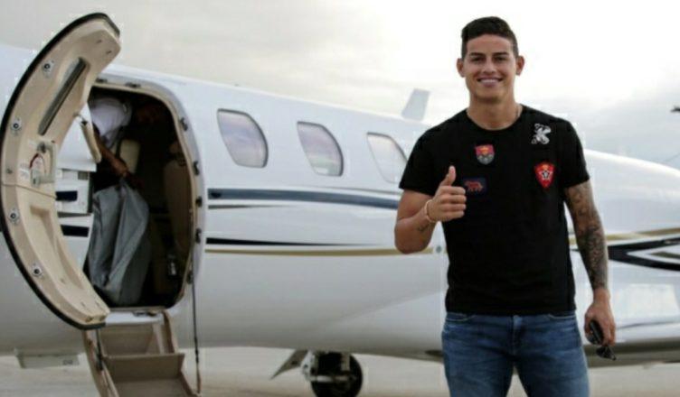 Il Mattino – Napoli-James Rodriguez, il Real tratta con Mendes. ADL è sicuro di un aspetto