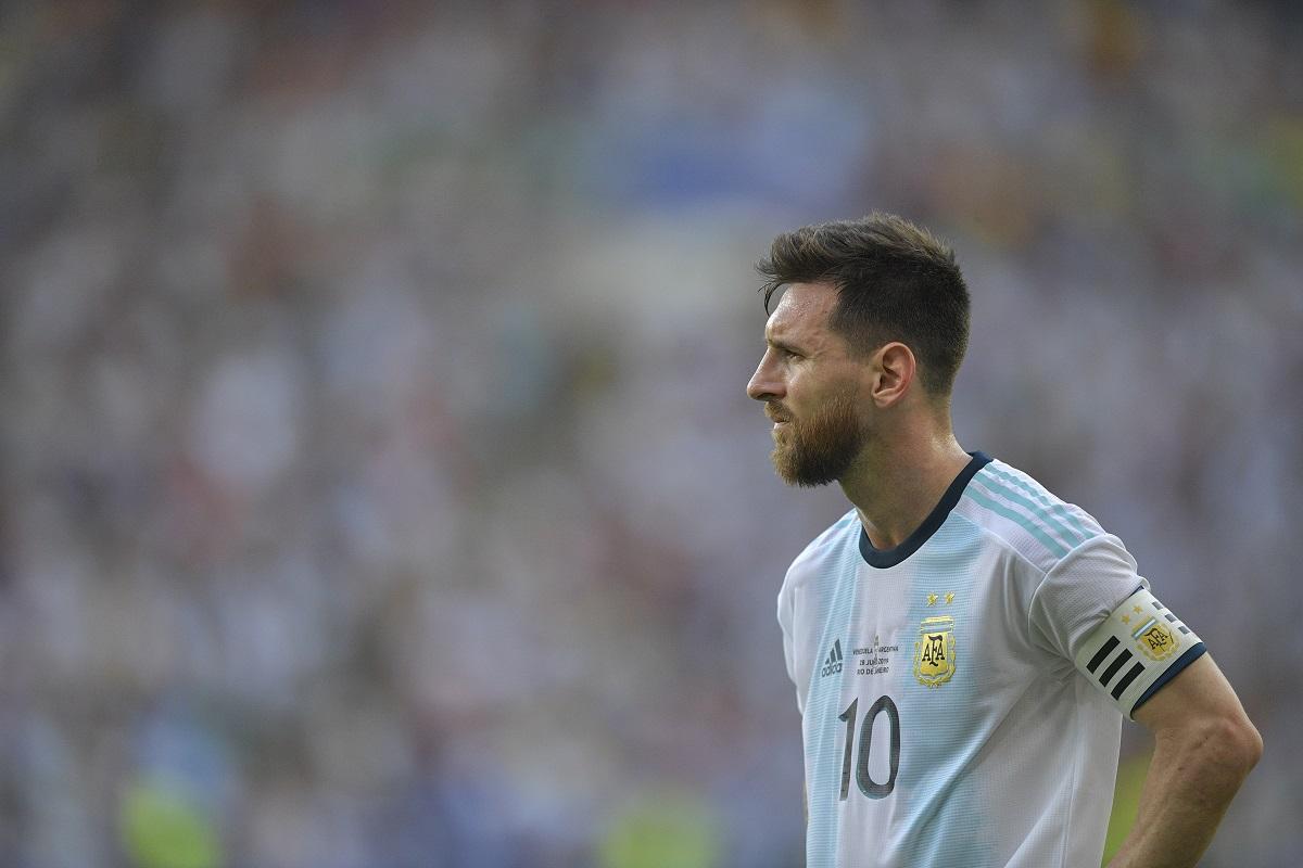 """Diego Jr. scrive a Messi: """"A Napoli, un argentino si sente a casa"""""""