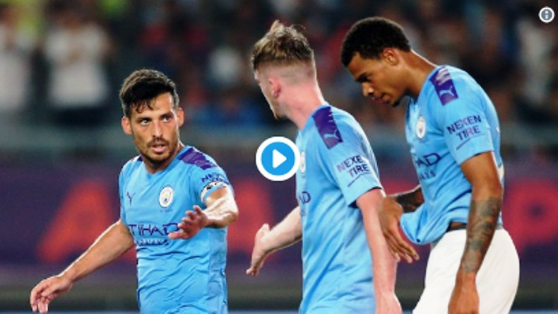 VIDEO – Highlights Manchester City West Ham, gol straordinar