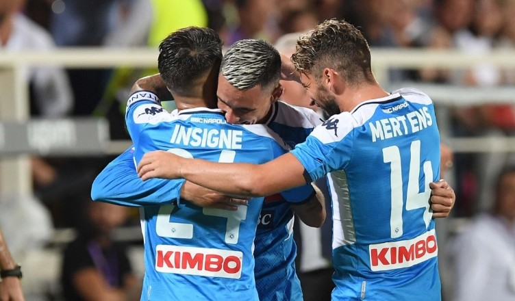 Fiorentina-Napoli 3-4, le pagelle: Callejon, Insigne e Mertens show. Delude un azzurro, ok i nuovi