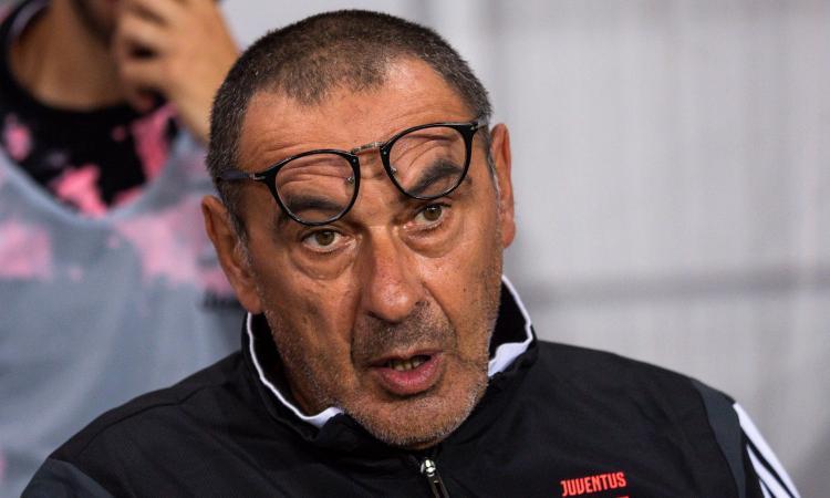 """Sarri in conferenza: """"Due anni fa soffrimmo con la Spal, é una buona squadra"""""""