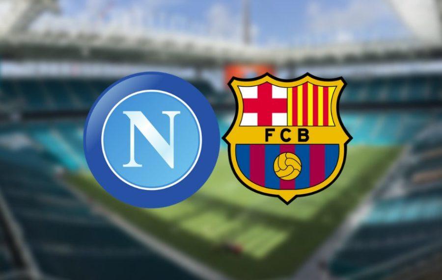 Napoli Barcelona, difficile ma non impossibile: stasera gli