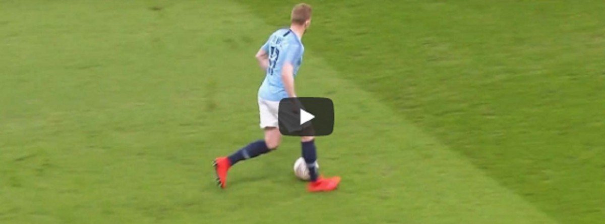 VIDEO – De Bruyne, 50 assist in 4 anni con il Manchester City