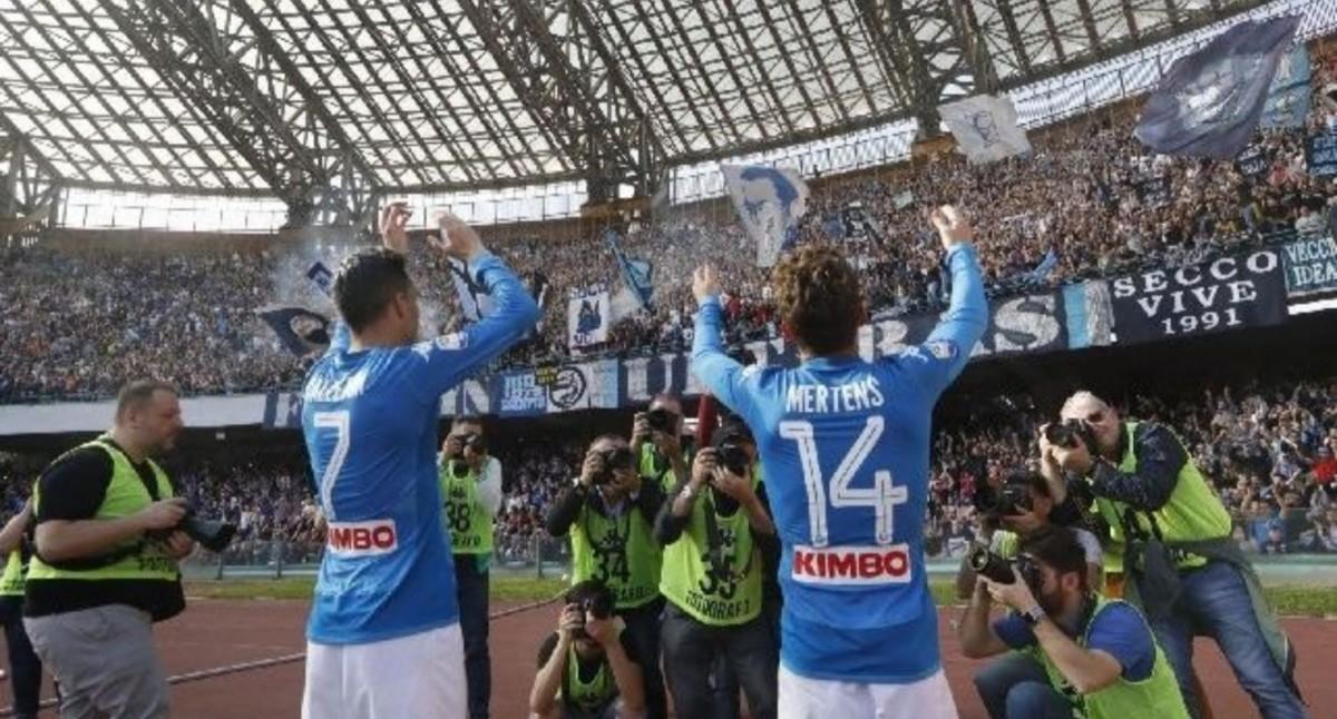 """Radio Kiss Kiss Napoli: """"La SSC Napoli vuole trattenere Mertens e Callejon: la proposta di rinnovo!"""""""