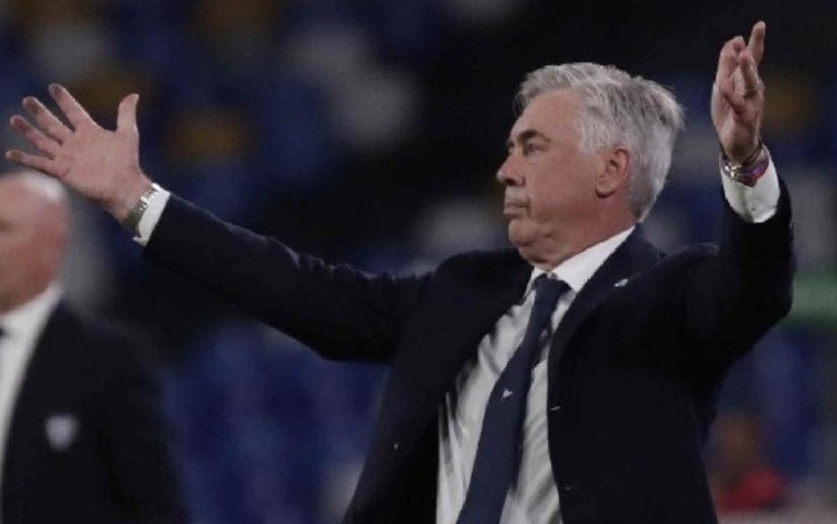 Roma-Napoli. Espulsione di Ancelotti e tanto altro a Radio Marte