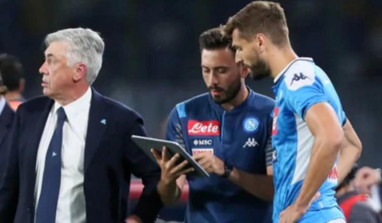 Napoli Liverpool, Il Mattino: C'è Llorente ma Ancelotti ha u