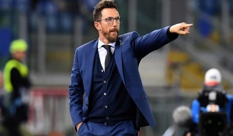 Da Genova: Di Francesco, contromossa per il Napoli: al San Paolo debutta il nuovo modulo