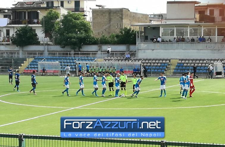 Youth League – I convocati di Baronio per Genk-Napoli
