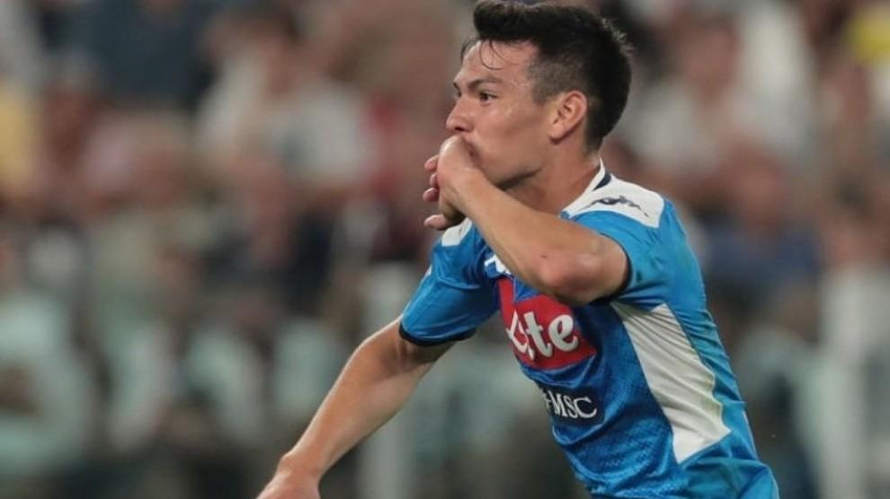 """Napoli, """"El Chucky"""" Lozano può partire in prestito"""