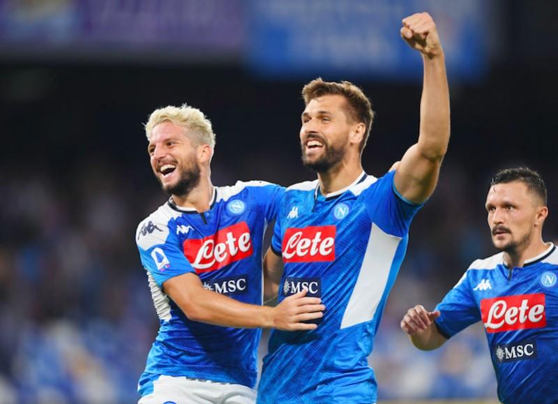 Napoli-Brescia, le pagelle di Forzazzurri: Mertens e Callejon brillano, male Ghoulam