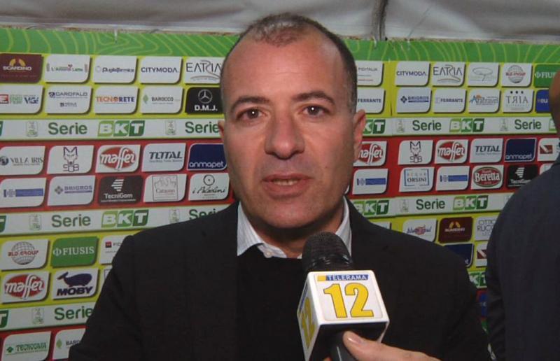 """Saverio Sticchi Damiani, pres. Lecce """"Col Napoli finalmente"""