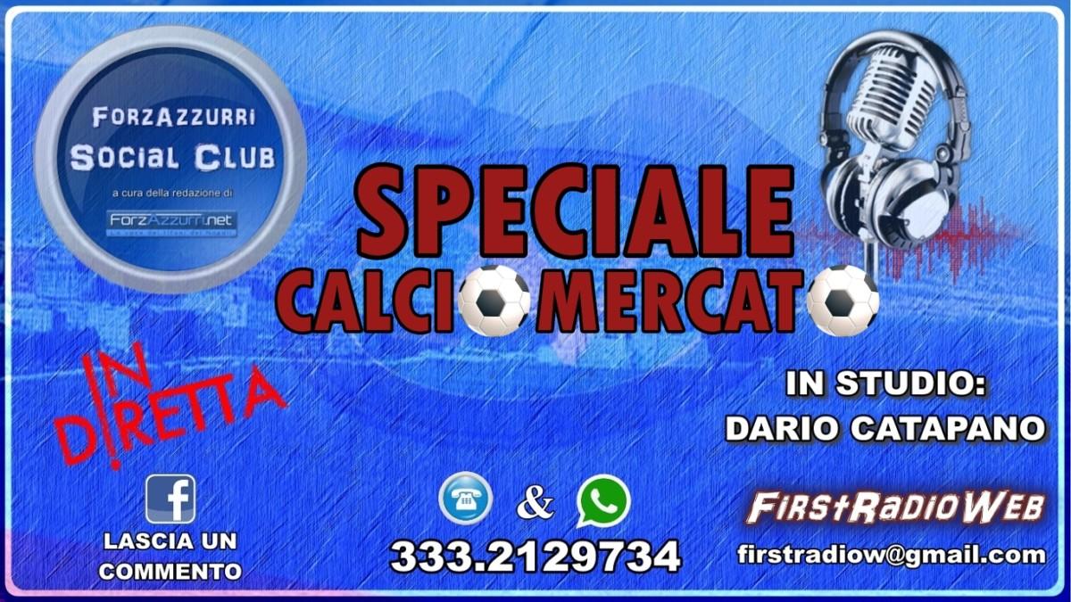 ForzAzzurri Social Club – Parola ai tifosi per lo speciale calciomercato