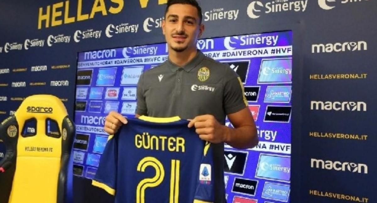 """Hellas Verona, Gunter lancia la sfida: """"Al San Paolo paura per nessuno, proveremo a vincere! Mertens? Il belga è proprio un brutto cliente…"""""""