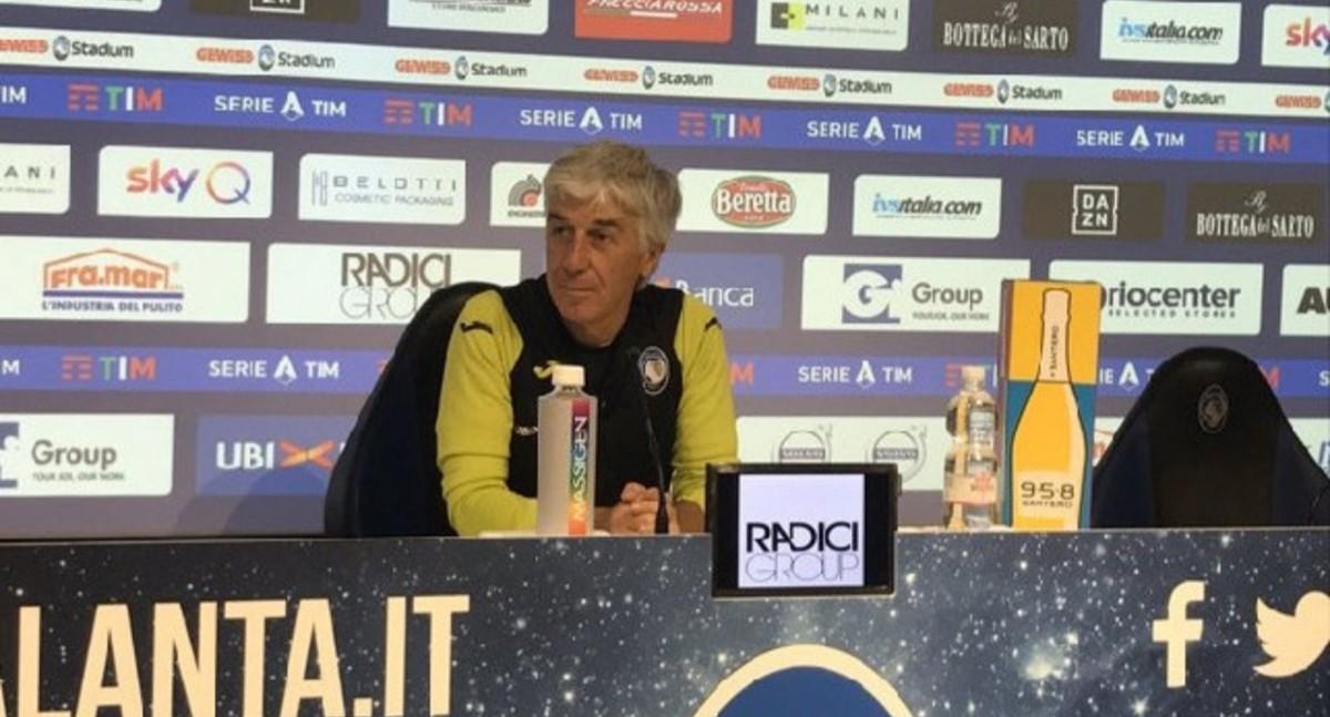 """Atalanta, Gasperini in conferenza: """"A Napoli esame duro ma prestigioso! Vogliamo rimanere nella parte alta. Il potenziale offensivo è di enorme livello,  forse meglio della Juve. In dubbio Palomino e…"""""""