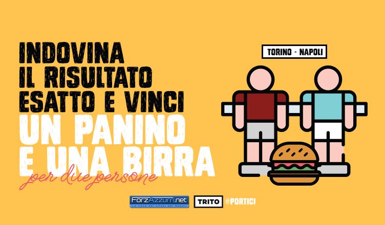 """Partecipa al nostro gioco e vinci una serata da """"TRITO"""" Pub Gourmet a Portici"""