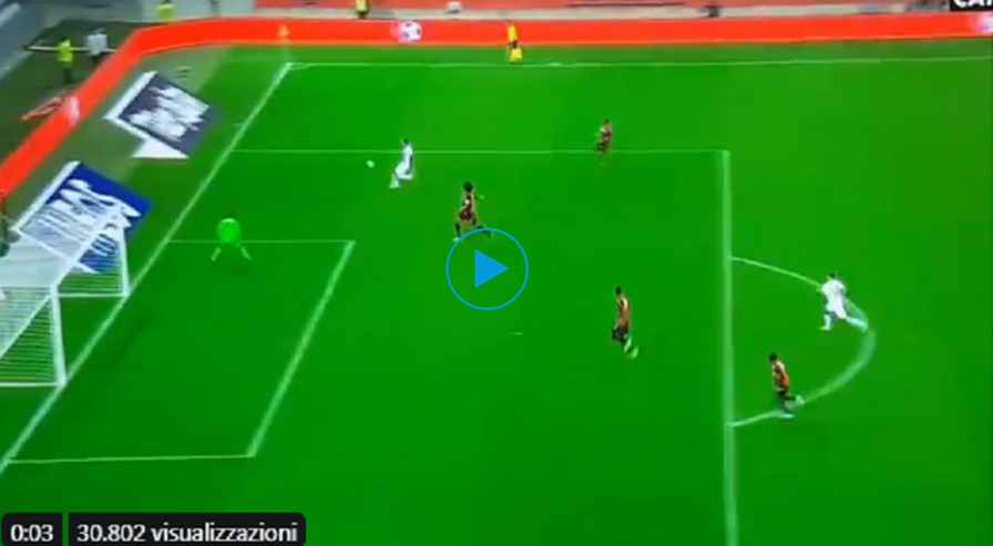 VIDEO – Che gol ha fatto Di Maria