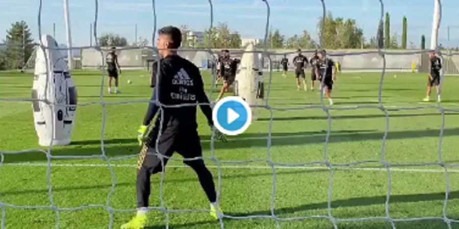 VIDEO – Incredibile aggancio di James Rodriguez in allenamento