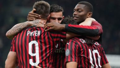 milan-spal highlights