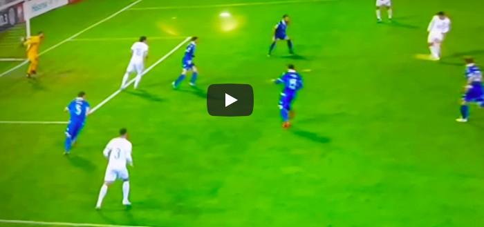 Liechtenstein-Italia, gli highlights del match – VIDEO